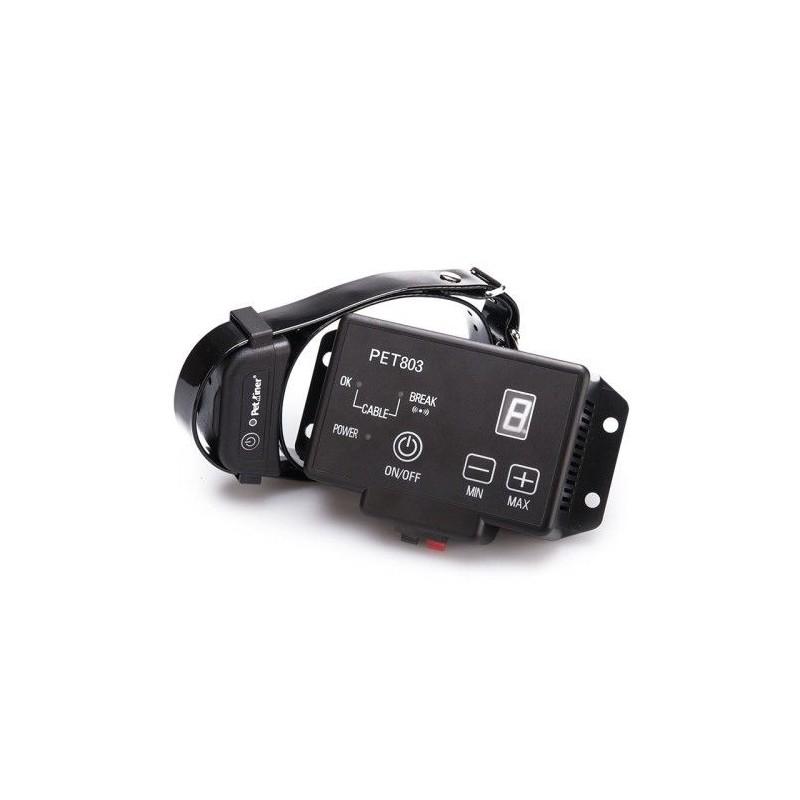 Elektronický ohradník pro psy PET803