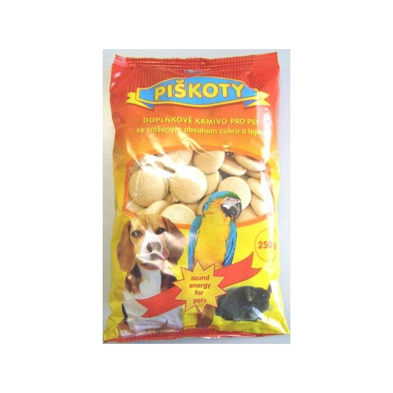 Tobby Piškoty 250g