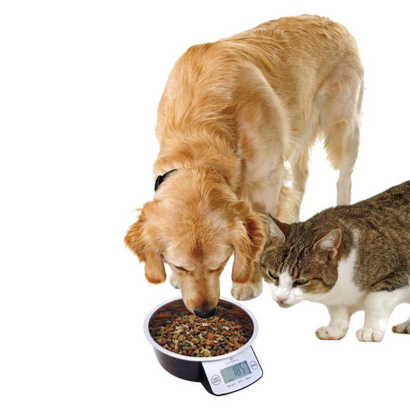 Miska pro psy s váhou EYENIMAL 1,8 litru