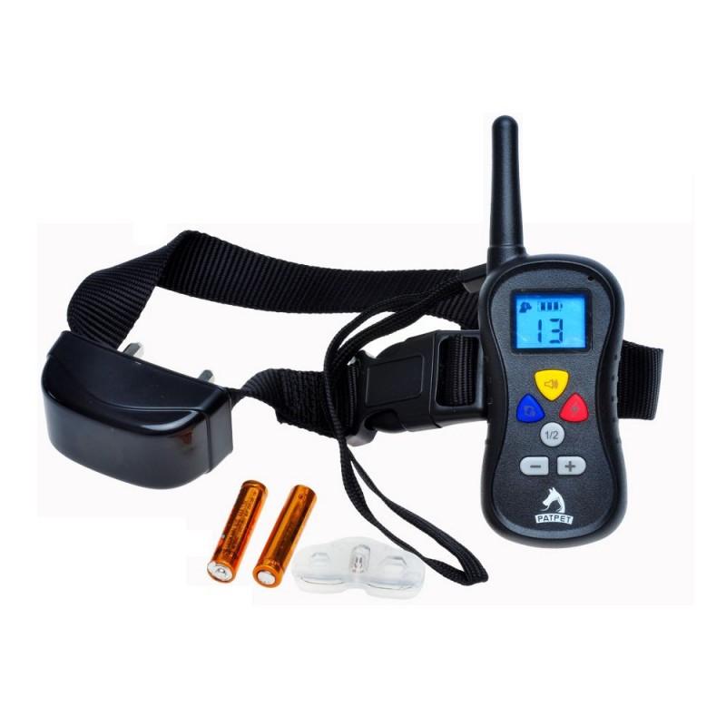 Elektronický výcvikový obojek PATPET 008