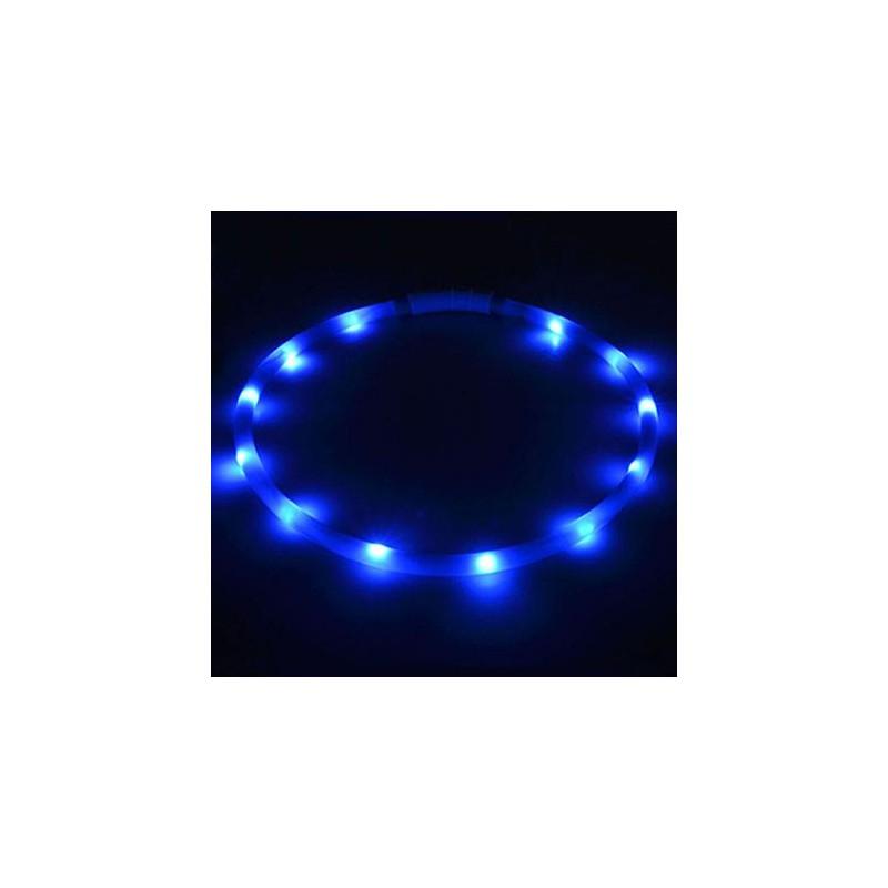 Univerzální LED svítící obojek