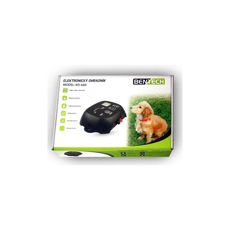 Elektronický ohradník BENTECH KD660