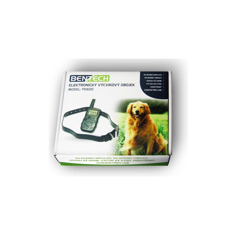 Elektronický výcvikový obojek BENTECH PD600
