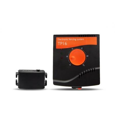 Elektronický vodotěsný ohradník iTrainer TP16