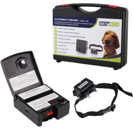 Elektronický ohradník pro psy BENTECH 026