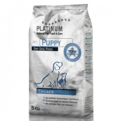 Platinum Natural Puppy Chicken - KUŘECÍ PRO ŠTĚŇATA 5 KG