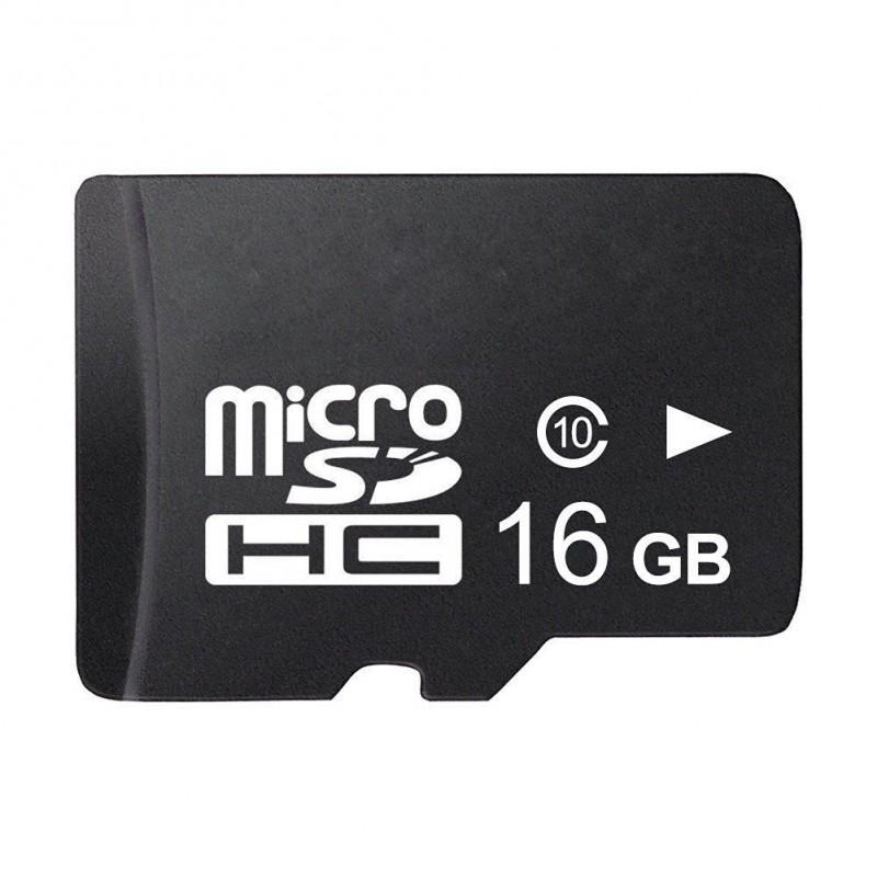 Paměťová karta microSD 16GB
