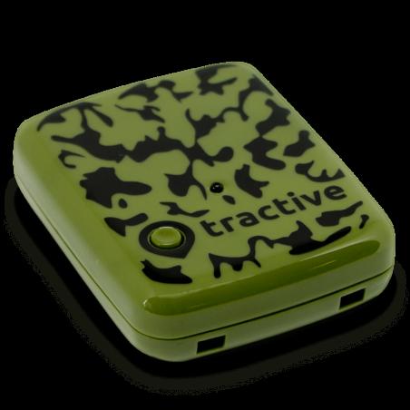 Tractive Lovecká edice GPS lokátor pro domácí mazlíčky
