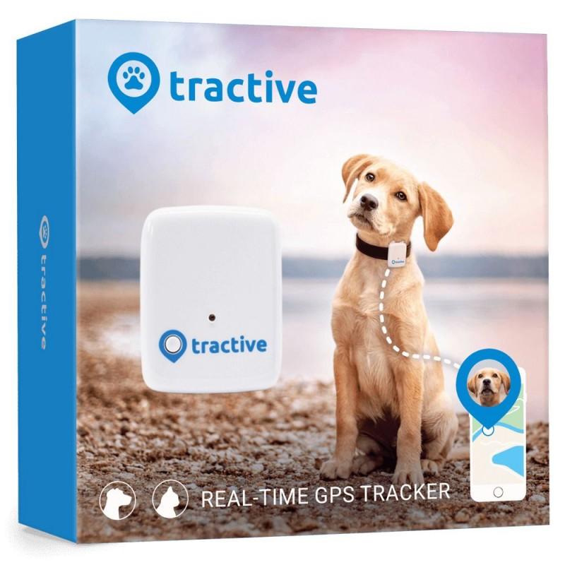 Tractive GPS lokátor pro domácí mazlíčky