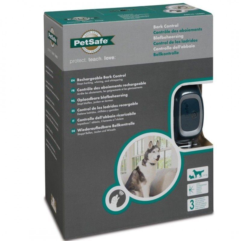 Dobíjecí obojek PetSafe Standard proti štěkání