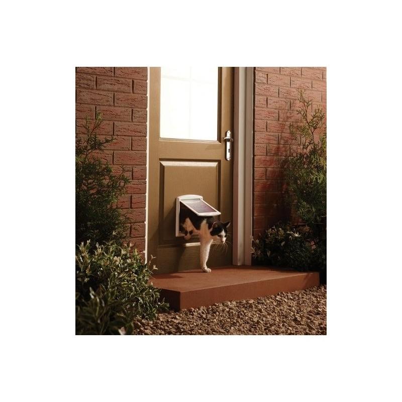 Dvířka pro psy a kočky Staywell 715, bílé S