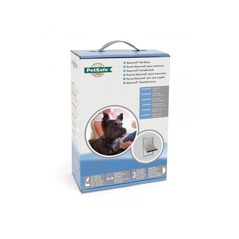 Dvířka pro psy a kočky Staywell 600 ML - Hliníková