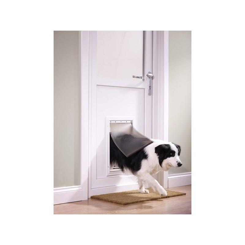 Dvířka pro psy Staywell 640 ML - Hliníková