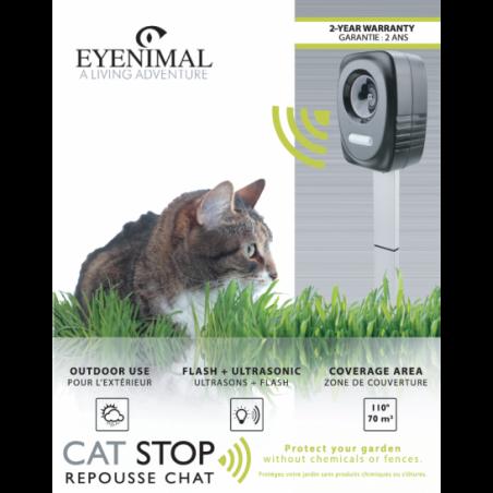 EYENIMAL Ultrazvukový odpuzovač koček