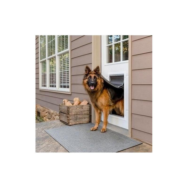 Hliníková dvířka pro psy PetSafe Aluminium Extreme Weather