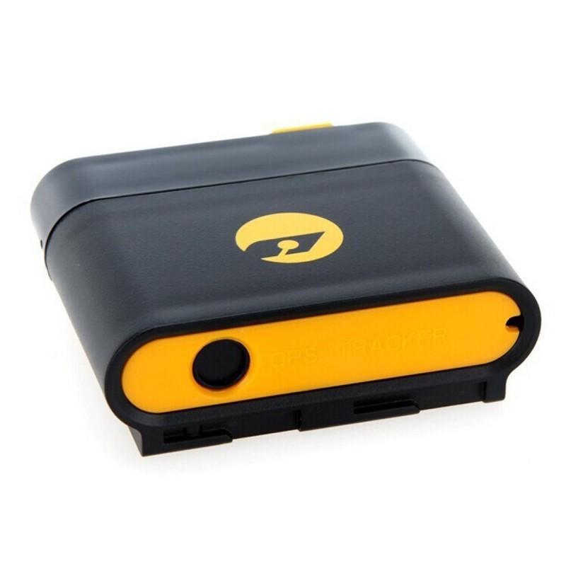 TK108 GPS lokátor pro psy