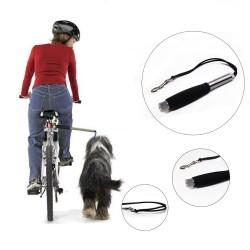 Vodící set, držák na kolo pro psa