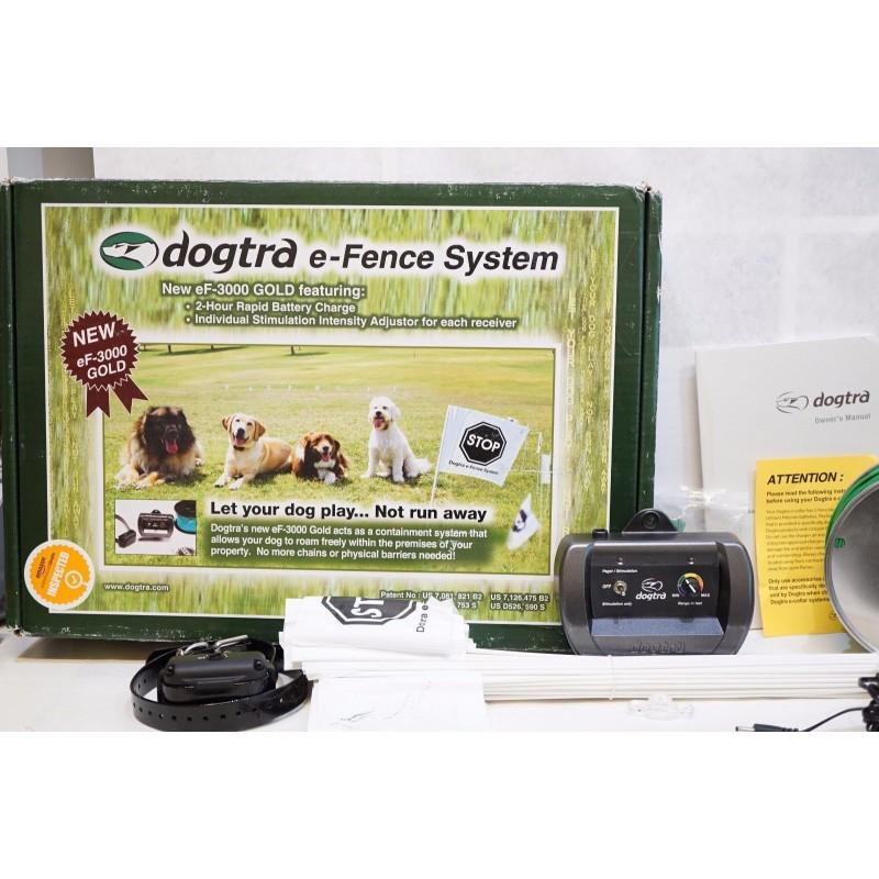 Elektronický ohradník Dogtra eF-3000 Gold