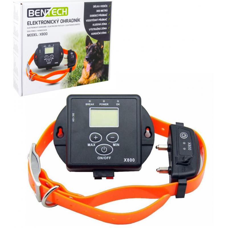 Elektronický ohradník iTrainer X800